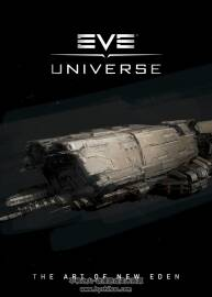 EVE宇宙:新伊甸 艺术设定集 EVE universe the art of New Eden