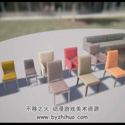 Furniture Pack 4.12 - 4.22 家具包
